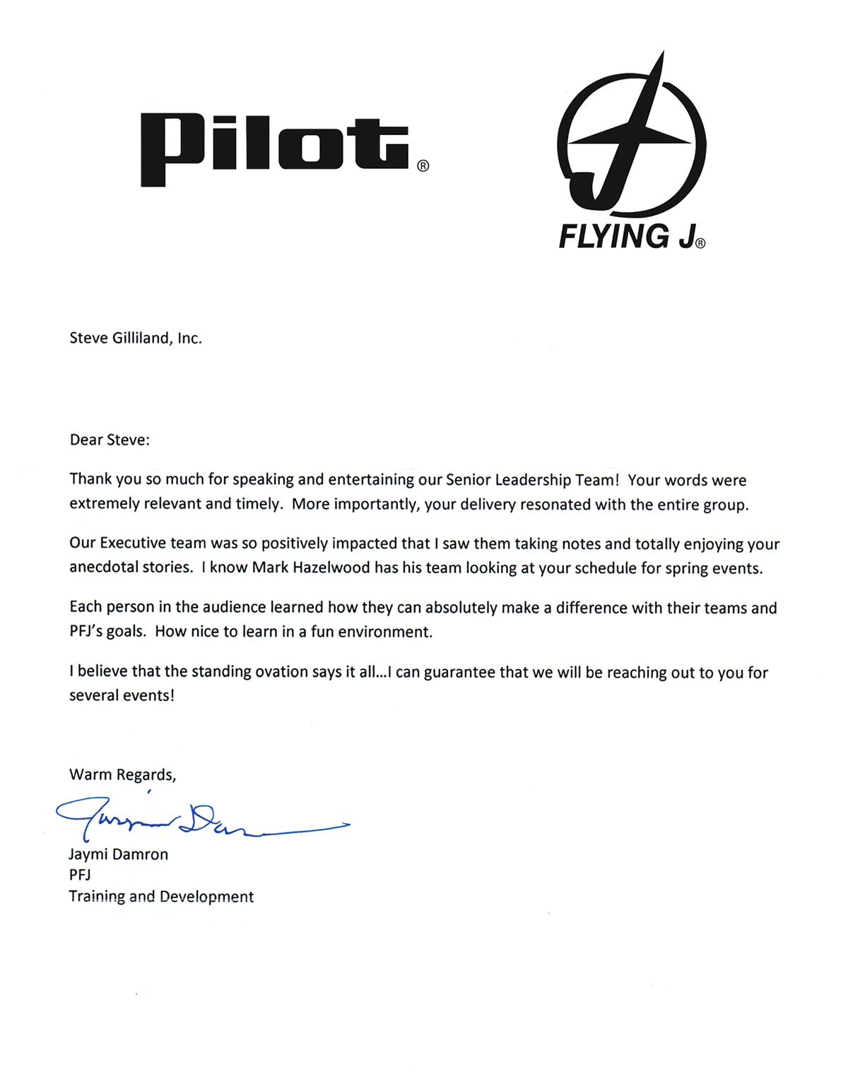 PilotFlying-J