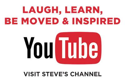 Steve Gilliland Professional Motivational Keynote Speaker
